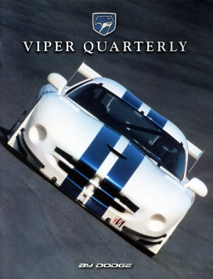 1996 Viper Quarterly Vol 2 Winter