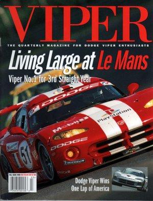2000 Viper Magazine Vol 6, Issue 4 Fall