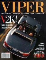 2000 Viper Magazine Vol 6, Issue 1 Winter
