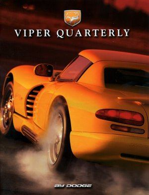 1997 Viper Quarterly Vol 3 Summer