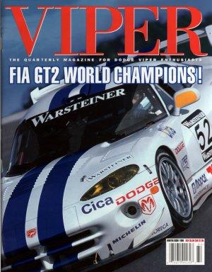1998 Viper Magazine Vol 4, Issue 1 Winter