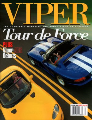 1998 Viper Magazine Vol 4, Issue 4 Fall