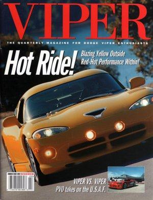 2002 Viper Magazine Vol 8, Issue 3 Summer