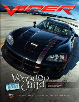 2010 Viper Magazine Vol 16, Issue 2 Spring