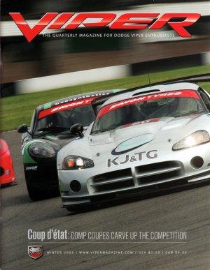 2009 Viper Magazine Vol 15, Issue 1 Winter