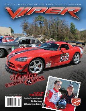 2011 Viper Magazine Vol 17, Issue 4