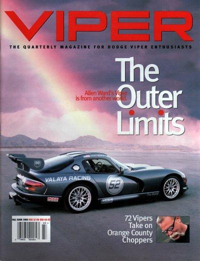 2004 Viper Magazine Vol 10, Issue 4 Fall