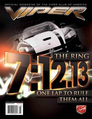 2011 Viper Magazine Vol 17, Issue 5