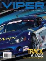 2006 Summer VIPER Magazine Cover Poster - Track Attack Issue