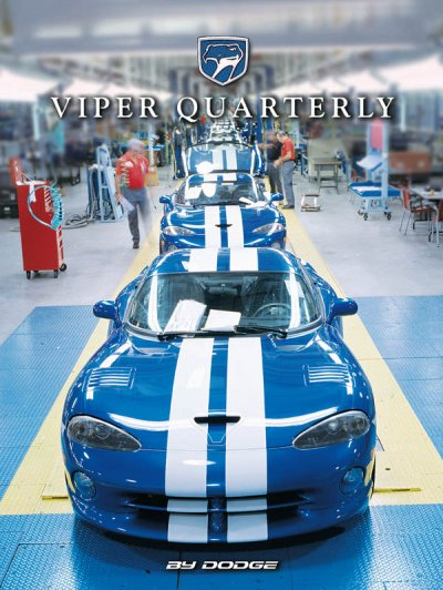 1996 Viper Quarterly Vol 2 Summer