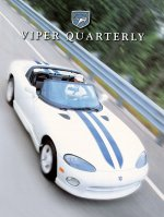 1995 Summer Viper Quarterly Cover Poster