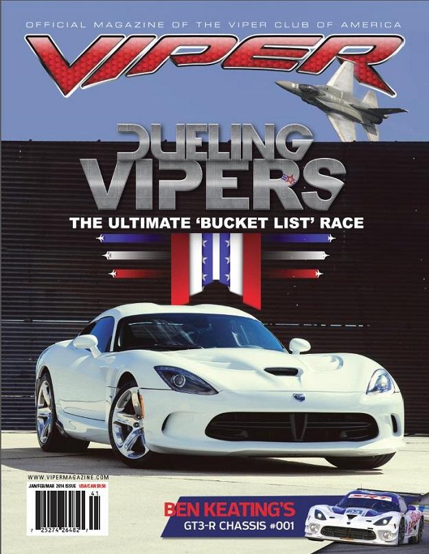 Dodge Viper Magazine