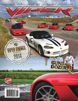2016 Viper Magazine Vol 22, Issue #1
