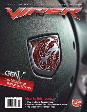 2011 Viper Magazine Vol 17, Issue 3 May/Jun