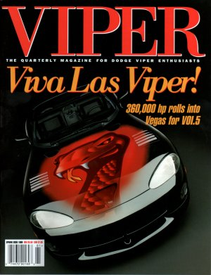 1999 Viper Magazine Vol 5, Issue 2 Spring