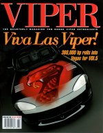 1999 Viper Magazine Vol 5, Issue 2 Spring