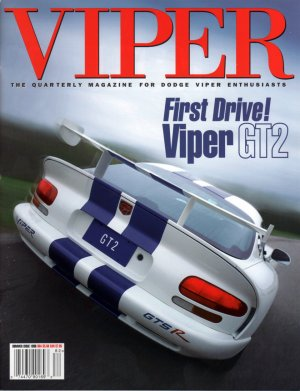 1998 Viper Magazine Vol 4, Issue 3 Summer