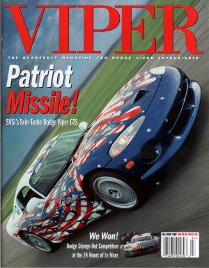 1999 Viper Magazine Vol 5, Issue 4 Fall