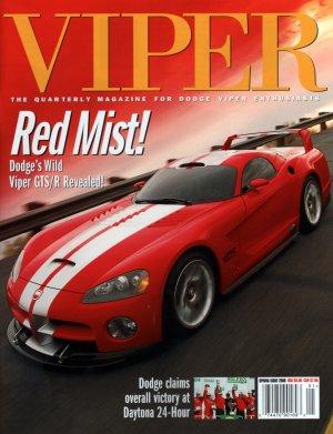 2000 Viper Magazine Vol 6, Issue 2 Spring