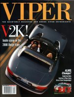 2000 Viper Magazine Vol 6, Issue 1 Winter