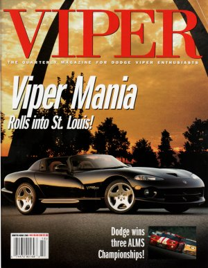 2001 Viper Magazine Vol 7 Winter