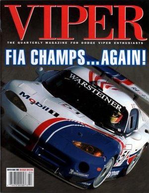 1999 Viper Magazine Vol 5, Issue 1 Winter