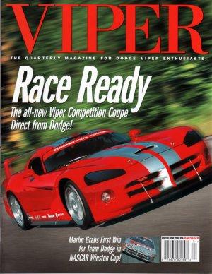 2002 Viper Magazine Vol 8, Issue 1 Winter