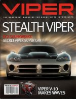 2004 Viper Magazine Vol 10, Issue 2 Spring