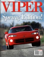 1998 Viper Magazine Vol 4, Issue 2 Spring