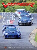 2010 Summer VIPER Magazine Cover Poster - Dodge Viper Cup