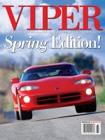 1998 Spring VIPER Magazine Cover Poster - Spring Edition: Viper Catching Some Serious Air!