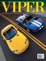 1998 Fall VIPER Magazine Cover Poster