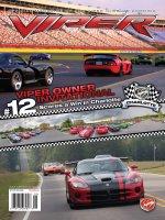 2012 Sep/Oct VIPER Magazine Cover Poster - Viper Owner Invitational
